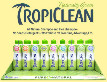 Quick N' Clean Tropiclean Cleaning Products