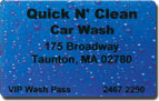 Quick N Clean Wash Cards